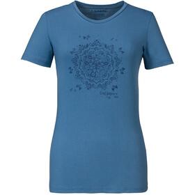 Schöffel Zug2 - T-shirt manches courtes Femme - bleu